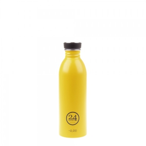 24Bottles - Urban Bottle 0,5 Liter taxi yellow