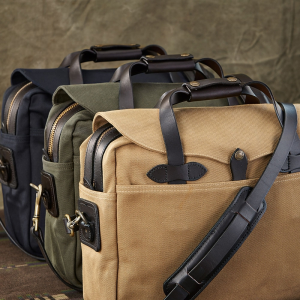 Filson - Original Briefcase otter green