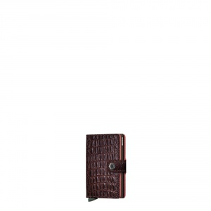 secrid - Miniwallet nile brown
