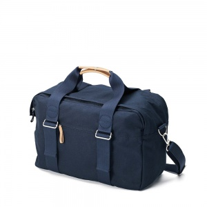 QWSTION - Weekender organic navy