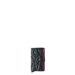 secrid - Miniwallet-Prism black red