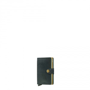 secrid - Miniwallet-Rango green gold