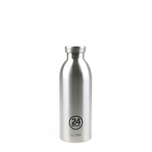 24Bottles - Clima Bottle 0,5 Liter steel