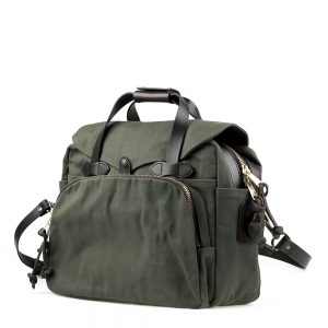 Filson - Padded Computer Bag otter green