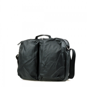 QWSTION - Simple Office Bag organic jet black