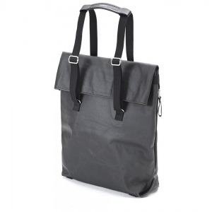 QWSTION - Day Tote organic jet black