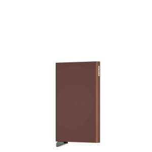 secrid - Cardprotector brown