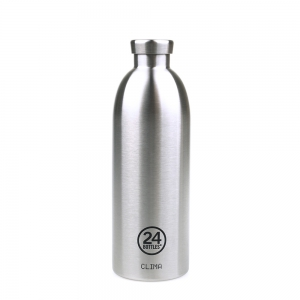 24Bottles - Clima Bottle 0,85 Liter steel