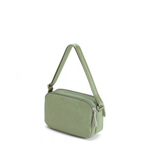 QWSTION - Hip Bag organic moss
