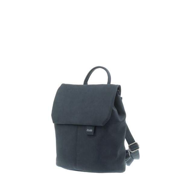 f5d0bef4340d5 ZWEI Mademoiselle MR8 nubuk blue im Taschenklub kaufen