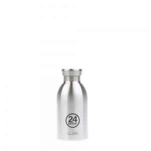 24Bottles - Clima Bottle 0,33 Liter steel