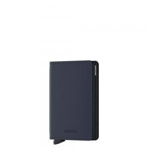 secrid - Slimwallet Matte night blue
