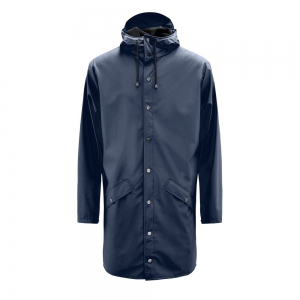 RAINS - Long Jacket blue