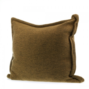 Roros Tweed - Picnic cushion light cognac