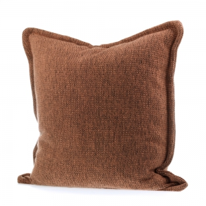 Roros Tweed - Picnic cushion coral